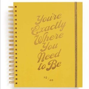 Other - NWT 17 Month Planner